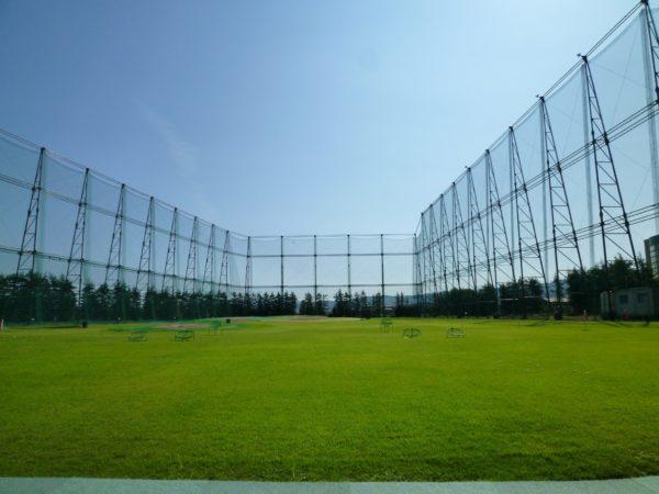 松南ゴルフセンターの全体写真